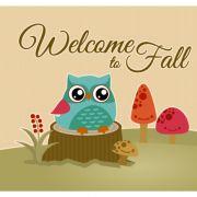 {Free Printable} Welcome to Fall 8x10 Art Print