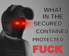 WHAT IN THE SCPF | SCP Foundation