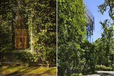 "Connecticut(Stati Uniti),""art barn"", architetto Robert Young 2007"