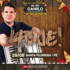 Santa Filomena Atual: Danilo Pernambucano na Serra do Inácio hoje 29 de ...