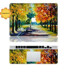 Full Mac Decal sticker for macbook pro mac air decal door SunnyDecal, $16.99