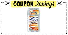 CVS: Right Guard Deodorant ONLY $1! – Mama Bees Freebies