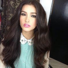 .@johnvalle20   Liza Soberano @LZ Elizabeth #hairstylebyjohnvalle Make Up: Juan Sarte Styled ...   Webstagram - the best Instagram viewer