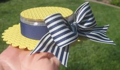 What a great idea for a ladies luncheon favor.