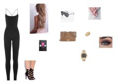 """""""Sin título #221"""" by nancyplazasoler-1 on Polyvore featuring moda, Valentino, Chanel y Cartier"""