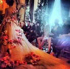 Dolce & Gabbana Alta Moda (Couture) Spring 2014