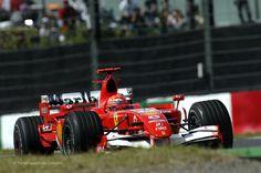 Michael Schumacher, Ferrari 248 F1, Suzuka, 2006