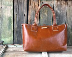 SALE Market Tote Extra Large Leather bag hand by FeralEmpire, via Etsy.