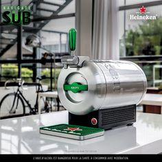 The Sub : Marc Newson repense Heineken