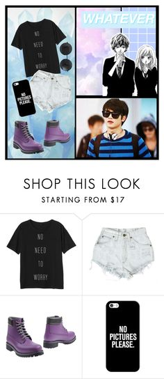 """Kpop Imagine: First Date with Choi Minho {SHINee}"" by im-kpop-trash ❤ liked on Polyvore featuring Monki, Levi's and Casetify"