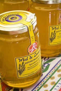 Provence honey #France #Food