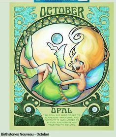 Birthstone of octobor