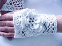 Darling hand fingerless gloves
