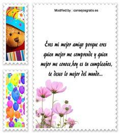 tarjetas con saludos de cumpleaños para mi amigo para facebook,imàgenes con saludos de cumpleaños para mi amigo: http://www.consejosgratis.es/frases-de-cumpleanos-para-mi-mejor-amigo/