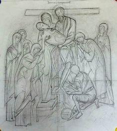 Писаная икона на заказ @agnessa_icons Бог во святых Инстаграм фото