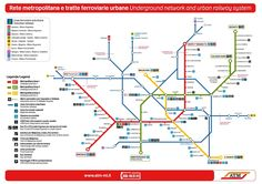 public transport: The apartment is located 20 mt from the 1 tram stop leading to Cadorna and Duomo and 100 mt from Milano Nord station Transport Map, Public Transport, Metro Station, Bus Station, Italy Map, Italy Travel, Macau, Pisa, Metro Map