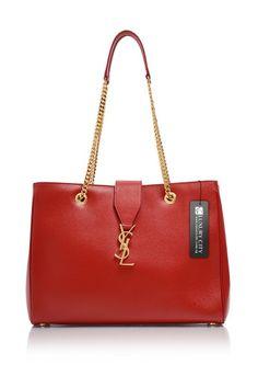 -Yves Saint Laurent- Classic Monogram Red  YSL  Handbags 62692005b4271