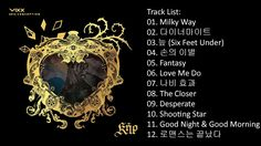 [Full Album] VIXX – VIXX 2016 CONCEPTION KER (Special Package Album)