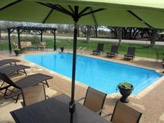 Country Inn & Cottages, Fredericksburg TX