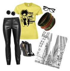 """""""free your mind"""" by vay-brown on Polyvore featuring Tom Ford and Betsey Johnson"""