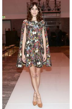 In honor of Alexa Chung's 31st birthday, we highlight our favorite red carpet looks: