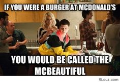 Cheezy pick up lines -