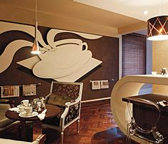 designe de interiores cafeteria - Pesquisa Google