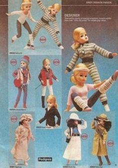 Vintage Sindy Dolls