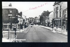 Top of market street Chorley Lancashire