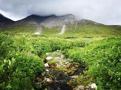 Yukon packing in September.  So beautiful. #Yukon #Canada #Backpacking #Travel #TravelPhotography