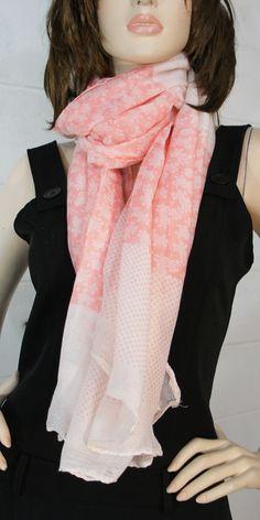 Scarf - Light Pink/White #scarf #pink #costume #cosplay #pb Princess Bubblegum Cosplay, Pink Costume, Fishnet, Pink White, Costumes, Fashion, Moda, Dress Up Clothes, La Mode