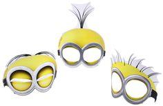 6 Maskers Minions
