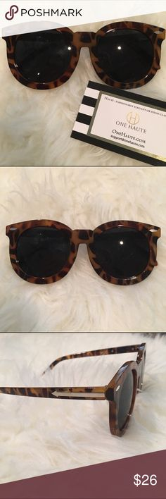 Club master Sunglasses - 5 frame colors - NWT UV 400 Protection.  Choose from 3 colors.  They will come with a nice black poly case to store them in to prevent scratches. One haute Accessories Sunglasses