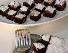 Chocolate fudge brownie!