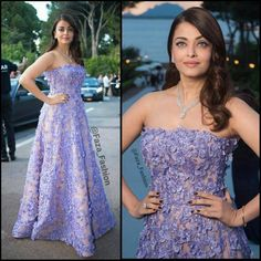 Aishwarya Rai rocking it at Cannes 2015