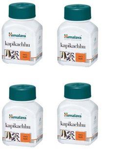 5 x Himalaya Herbals Kapikachhu 300 Caps i #HimalayaHerbal