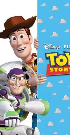 Directed by John Lasseter.  With Tom Hanks, Tim Allen, Don Rickles, Jim Varney. A cowboy doll is profoundly threatened and jealous when a new spaceman figure supplants him as top toy in a boy's room.