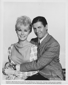 Janet Leigh & Jerry Lewis