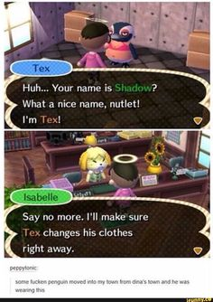 Picture memes — iFunny - Animal Crossing - Welcome Haar Design Pokemon, Tumblr Funny, Funny Memes, Funny Tweets, Overwatch, Animal Crossing Funny, Film Anime, Ac New Leaf, All Meme