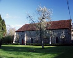 Clare Priory, Suffolk, burial place of Edmund Mortimer