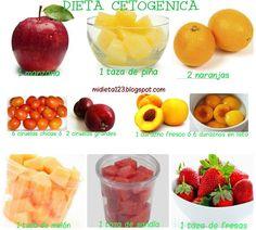 son manzanas bien en una dieta cetosis