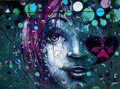 Graffiti in Santo Andre, Sao Paulo, Brazil - www.psyche.com.br