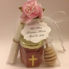 First Holy Communion Favors For Girls and Boys by holyhoney