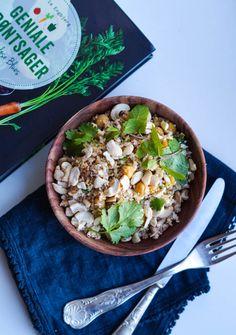 Marrokansk couscous salat
