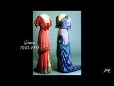 Beaded Metalic Brocade Evening Bag @ 8:48. Belle Epoch Fashion-Edwardian 2 by PiepMiau04 (http://www.youtube.com/watch?v=FKgTY0zaDRU)