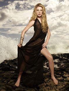 Laura Kirkpatrick as the goddess Pele in Hawaii. antm cycle 13 petite season