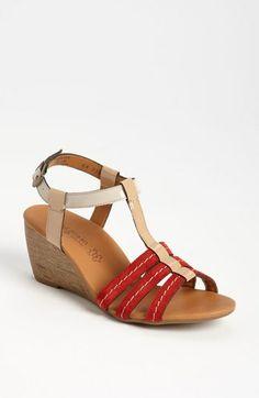 Paul Green Phoenix Sandal | Nordstrom #wedge #shoe