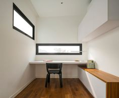 Frame House Renovation by Atelier M&A