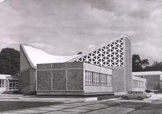 Rostock,1971, Katholische Kirche