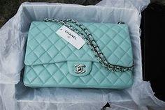 Tiffany blue Chanel